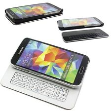 Magnetic Sliding Bluetooth Keyboard Case Cover for Samsung Galaxy S5 i9600