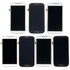 LCD Touch Digitizer Screen Frame for Samsung Galaxy S4 i9500 i9505 i337 M919 US