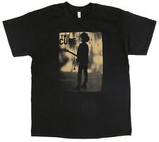 The CURE T-shirt Boys Don't Cry Album Cover Robert Smith Tee Adult New
