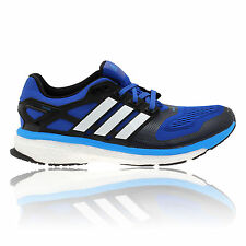 ADIDAS ENERGY BOOST 2 ESM Mens Breathable Sports RUNNING SHOES Trainers