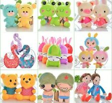1 Dog Bear Rabbit Frog Plush Dolls Small Doll Plush Toys Activities Wedding Gift