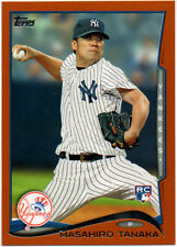 2014 TOPPS SERIES TWO 2 ORANGE PARALLEL U PICK COMPLETE YOUR SET 452-511