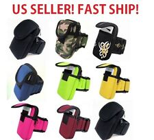 Outdoor Cycling Sport Running Wrist Pouch Mobile CellPhone Arm Bag Pocket Wallet