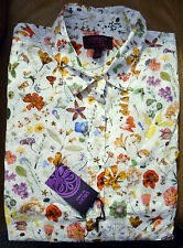 NWT J.Crew Liberty Popover in Floral Eve 2 4 Women Liberty Floral Shirt POPULAR!