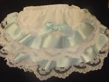 DREAM GIRLS ROMANY ROMANY FRILLY  KNICKERS VARIOUS COLOURS ALL SIZES  AVAILABLE