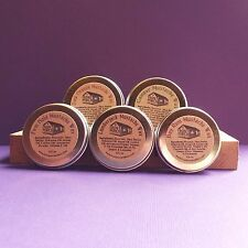 Trial Size Mustache Wax - 0.5 oz Tin - Pick Your Scent