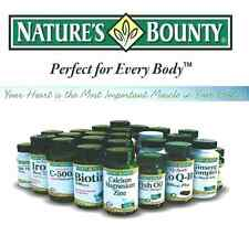 Nature's Bounty ( Variety Of Choices )  Exp 2016 OR Better - Weekly Fresh Stock