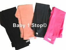 Girls Leggings Hello Kitty Logo 12 Months to 14 years Black Pink Navy Cerise