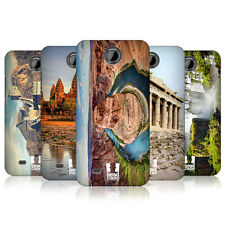 HEAD CASE FAMOUS LANDMARKS PROTECTIVE COVER FOR HTC DESIRE 300