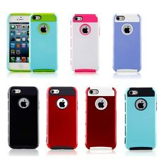 NEW PC Shockproof Dirt Dust Proof Hard Matte Cover Case For iPhone 5 5S 5C 6 4.7