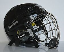 Bauer Re-Akt Ice Hockey Helmet and Mask Combo