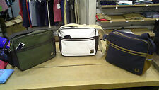 Borsa tracolla VARI COLORI many colour shoulder bag Fred Perry SALDI 50% cost129
