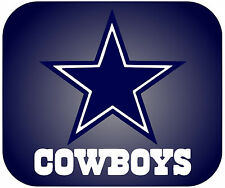 Dallas Cowboys Mouse Pad or Drink Coaster set of 4  - Style 2