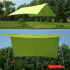Canopy Beach Tent Sun Shade Sail Waterproof Outdoor Camping Shelter Cover USA
