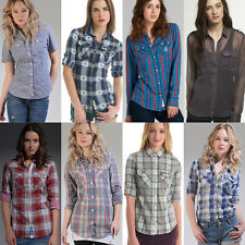 New Womens Superdry Shirt Selection - Multiple Styles