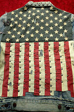 NEW Ralph Lauren Denim and Supply USA American Flag Jacket *THE LAST ONE!! XXL *
