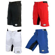 Zimco Pro Comfort MTB Mountain Bike Baggy Shorts with Lycra CoolMax Padded Liner