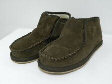 O'Neill Surf Turkey Suede Khaki Gray or Brown Boot Shoes Slippers Sz Large