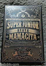 Super Junior - MAMACITA (Vol.7th) AYAYA CD+Photobook+Poster+Gift K-POP 아야야