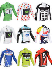 2013 New Arrivals Cycling bicycle bike outdoor long sleeves Jersey variety style