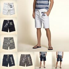 NWT Hollister by Abercrombie Men's Athletic Soft Fleece Shorts