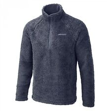 CRAGHOPPERS MENS  DANYA LIGHTWEIGHT HALF ZIP FLEECE
