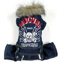 New Arrival Bad Guy Pet Dogs Winter Coat 2013 new clothing for dog free ship