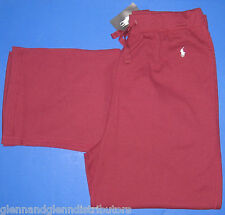 NWT Polo Ralph Lauren 100% Cotton Waffle Knit Pajama Lounge Pant