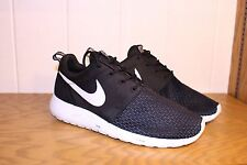 Nike Rosherun M Roshe Run Marble Pack Black White Cool Grey 669985 001 flyknit