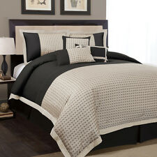 Modern Expression 7 Pieces Comforter Set