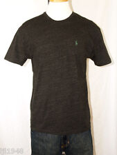 Polo Ralph Lauren Black Marble Heather T-Shirt Polo Pony  S M L XL XXL NWT