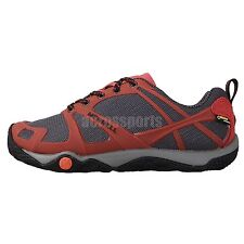 Merrell Proterra Sport GTX Gore-Tex Red Grey 2014 Mens Outdoors Hiking Shoes