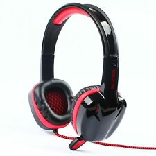 Gaming Stereo Headset w/ Microphone 7.1 Surround Sound Effect USB Headphone