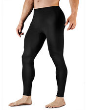 Tommie Copper Men's Recovery Compression Running Tights BLACK S-2XL