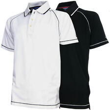 Tommy Hilfiger Men's Marshall Raglan Polo Golf Shirt