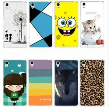 For Sony Xperia Z2 Hard Phone Case Cover Cute Cartoon Patterned Cases Shell