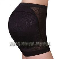 New Ladies Butt and Hip Enhancer Booty Padded Underwar Panties Shaper Full Body