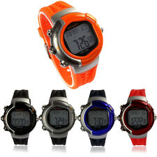 New Waterproof Fitness Heart Rate Monitor Sport Watch Calories Counter Gayly