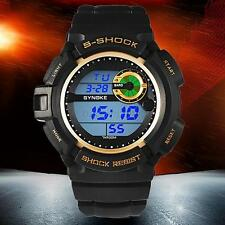 Sale! Men's Sport Electronic Waterproof Watches Business Wist Watch New B19