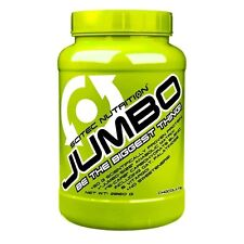 SciTec Jumbo 2.86kg Protein & Carbs - BE THE BIGGEST THING!