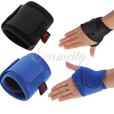 Universal Sports Palm Wrist Thumb Hand Wrap Glove Support Brace Gym Protector