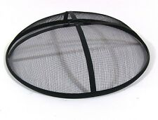Replacement Fire Pit Cover Mesh Metal Spark Screen For BBQ Available In 9 Sizes