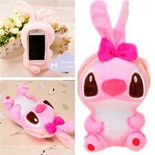 Lovely 3D Cute Cartoon Dog Plush Toy Doll Case Cover For Lenovo Cell Phones