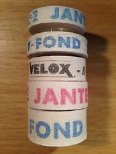 NEW Velox Fond De Jante Cloth Rim Tape French classic bike bicycle randonneur