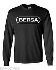 BERSA FIREARMS- BLACK LONG SLEEVE T-SHIRT-NEW-ALL SIZES AVAILABLE