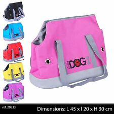 Washable Pet Dog Cat Carrier Bag Basket Waterproof Fabric Travel bags Cage Crate