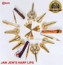14 Different Jaw Jew's Harp Lips - Musical Instruments - Montagnard in Viet Nam