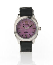 New Womens Superdry The Luxe Watch Black