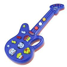 Lovely Electronic Guitar Toy Nursery Rhyme Music Toy For Infant Boys Girls B87
