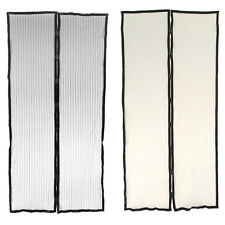Handsfree Mesh Insect Screen Magnetic Door Anti Instant Mosquito Fly Bug Curtain